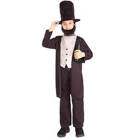 Forum Novelties Abraham Lincoln Child Med 8-10