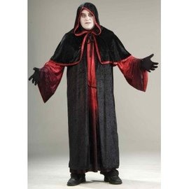 Forum Novelties Demon Robe - Full Cut Size 44-48