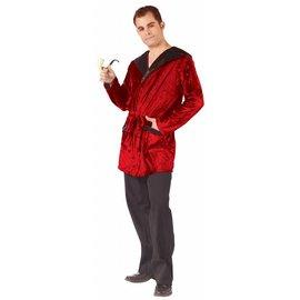 Fun World Casanova Smoking Jacket Adult One Size