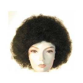 Lacey Costume Wig Afro Bargain,  Med Brown - Wig