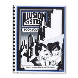 Illusion Systems Book - Illusion Systems/Build Your Own Illusions Book 4 by Paul Osborne (M7)