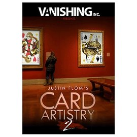 Vanishing Inc. Card Artistry 2 by Justin Flom (M10