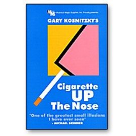 Murphy's Magic Cigarette Up The Nose by Gary Kosnitzky (M10)