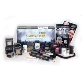Mehron Celebre Makeup Kit - TV/Video