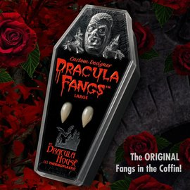 Foot Hills Creations Dracula Fangs Large (longer) - Custom Designer
