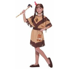Forum Novelties Child's Native American Princess - Small
