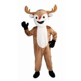 Forum Novelties Reindeer Mascot Adult One Size