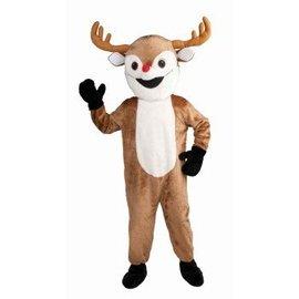 Forum Novelties Reindeer Mascot Adult One Size