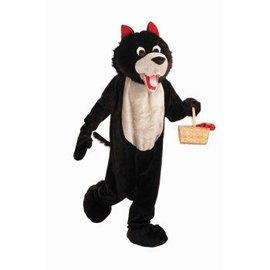 Forum Novelties Wolf Mascot Adult One Size 42