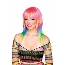 Forum Novelties Candi Stripped Wig