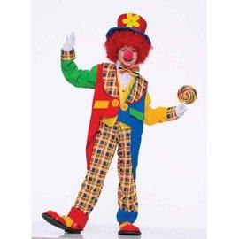 Forum Novelties Clown On The Town - Child 4-6