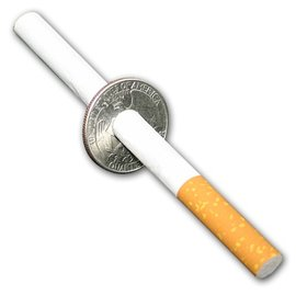 Johnson Products Cigarette Thru Quarter - Johnson (M10)