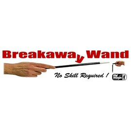 Mr. Magic Breakaway Wand by Mr. Magic (M12)