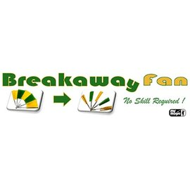 Mr. Magic Breakaway Fan Stainless Steel by Mr. Magic  (M12)