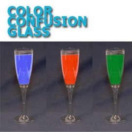 India Color Confusion Glass, Plastic (M10)