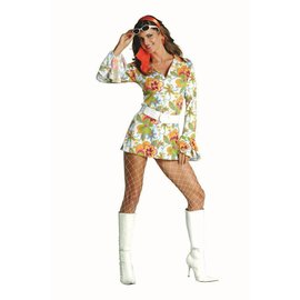 RG Costumes And Accessories 70s Sweetie Medium 6-8