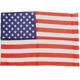 Fun inc. Silk - American Flag 14 inch x20 inch by Royal