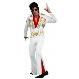 Rubies Costume Company Elvis Presley, Deluxe  - Adult XL 44-46