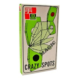 Tenyo USED - Crazy Spots (T-39) by Tenyo Magic