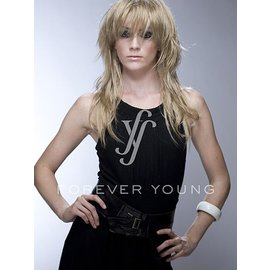 Forever Young Bedhead - Black Wig