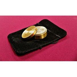 Mayette Magic Moderne Duvivier Coin Box, Half Dollar by Dominique Duvivier - Coin (M10)