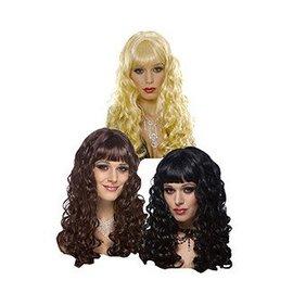 Goddessey LLC Eve Black Wig