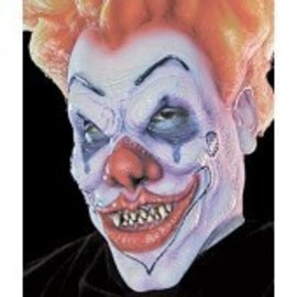 Cinema Secrets Evil Clown Foam Prostetic by Woochie