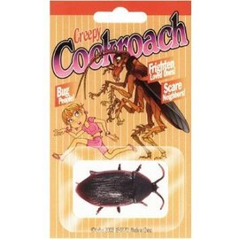 Loftus International Creepy Cock Roach - Rubber