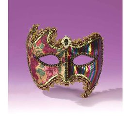 Forum Novelties Fancy 1/2 Mask ME-292