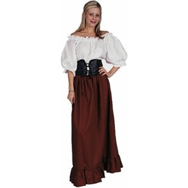 RG Costumes And Accessories Renaissance Wench Adult Standard 10-12
