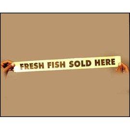 India Fresh Fish Sold Here - India (M10)