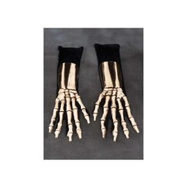 zagone studios Skeleton Gloves - Full Action