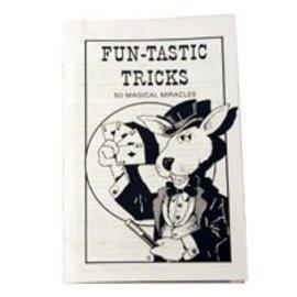 Royal Magic Fun-Tastic 50 Magical Miracles Don Lamb and Hank Moorehouse - Book