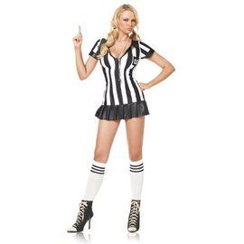 Leg Avenue Game Official extrasmall/small Referee