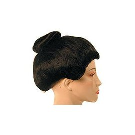 Lacey Costume Wig Geisha Girl, Deluxe Wig
