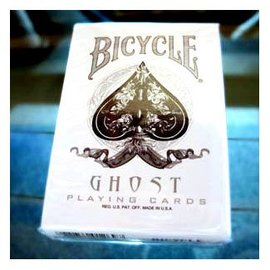 Ellusionist Bicycle Ghost Deck