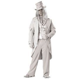 InCharacter Ghostly Gent  Adult Extra Large 46-48