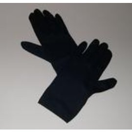 Beyco Black Gloves - Child Medium Age 8-12