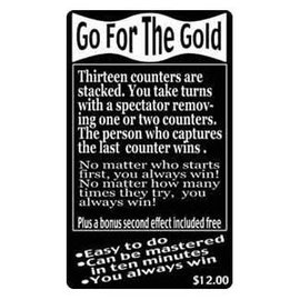 House of Enchantment Go For The Gold (M10)