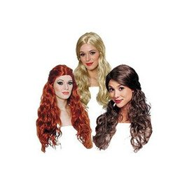 Goddessey LLC Goddess Red Wig