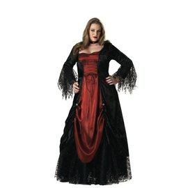 InCharacter Gothic Vampira - Plus Size 2XL