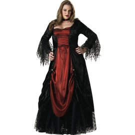 InCharacter Gothic Vampira - Plus Size 3x