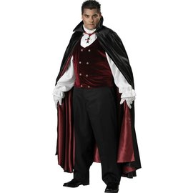 InCharacter Gothic Vampire Plus Size 2XL