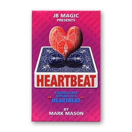 JB Magic Card - Heartbeat by Mark Mason (M10)