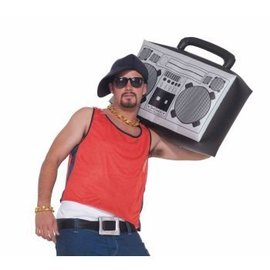 Forum Novelties Inflatable Boom Box (C4)