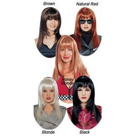 Goddessey LLC International Beauty Honey Blonde Wig
