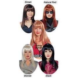 Goddessey LLC International Beauty Natural Red Wig