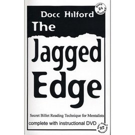 Docc Hillford Jagged Edge (With DVD) by Docc Hilford (M10)