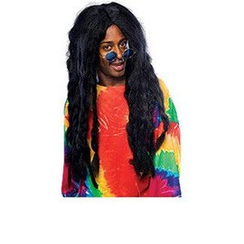 Forum Novelties Jamacian Rasta Wig braided