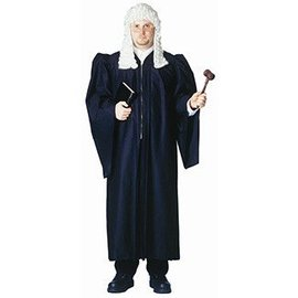 Costume Culture by Franco American Judge Robe - Adult One Size